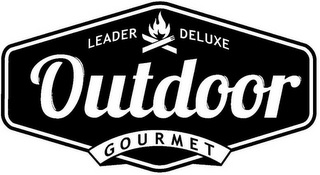Leader Deluxe Outdoor Gourmet